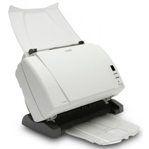 KODAK I1220 Plus Tecnología: Escaner Color de Documentos - Sensor de Imagen: Color Dual CCD - Velocidad Escaneo: Hasta 30 ppm Co