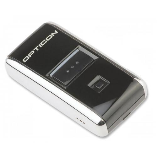 OPTICON OPN-2001 Escaner Código de Barras Manual - Escaneado con un sólo toque - Escaner por lotes más asequible - Cabe en un bo