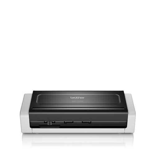 Brother ADS-1700W escaner Escáner con alimentador automático de documentos (ADF) 600 x 600 DPI A4 Negro, Blanco - Imagen 1