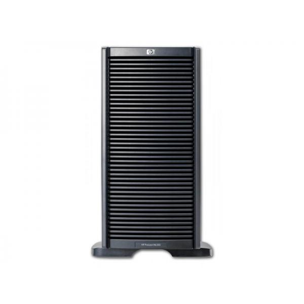 HP PROLIANT ML350 G6 Torre 2x Intel Xeon E5620 2.4 GHz. · 32 Gb. DDR3 ECC RAM · 18 bahías (10 vacías ) · 4x 300 Gb. SAS 2.5'' ·