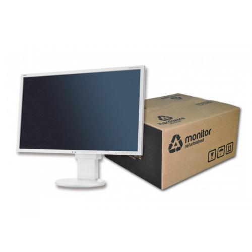 NEC EA223WM BLANCO Led 22 '' HD 16:10 · Resolución 1680x1050 · Pequeñas manchas en pantalla. (Ver en ''+ Imágenes''). - Imagen 1