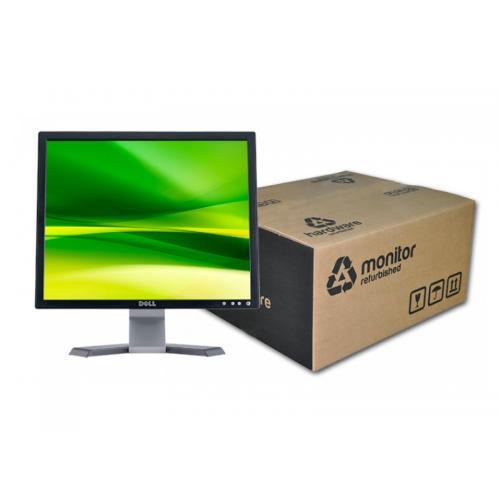 Dell E196FP LCD 19 '' HD 4:3 · Resolución 1280x1024 · Pequeñas rayaduras en pantalla (Ver en ''+ Imágenes).
