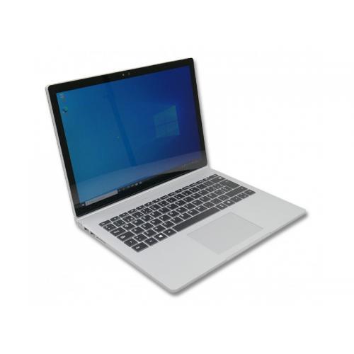 Microsoft Surface Book 1703 Intel Core i5 6300U 2.4 GHz. · 8 Gb. SO-DDR3 RAM · 256 Gb. SSD M2 · Windows 10 Pro · Led 13.3 '' 2K