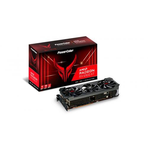 Red Devil AXRX 6900XT 16GBD6-3DHE/OC tarjeta gráfica AMD Radeon RX 6900 XT 16 GB GDDR6