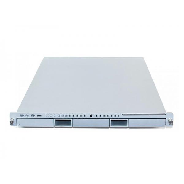 Apple Xserver 3.1 - A1279 Intel Xeon Quad Core E5520 2.26 GHz. · 12 Gb. DDR3 RAM · 6 bahías (0 vacías ) · 3x 500 Gb. SATA 3.5''