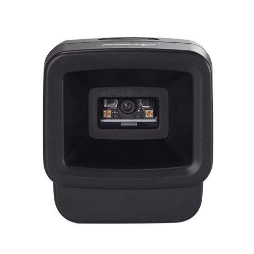CD-3600II Lector de códigos de barras fijo 1D/2D Negro - Imagen 1