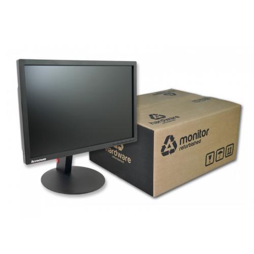 Lenovo T2054Pc Led 19.5 '' HD con Altavoces · 16:10 · Resolución 1440x900 · Dot pitch 0.27 mm · Respuesta 7 ms · Contraste 10