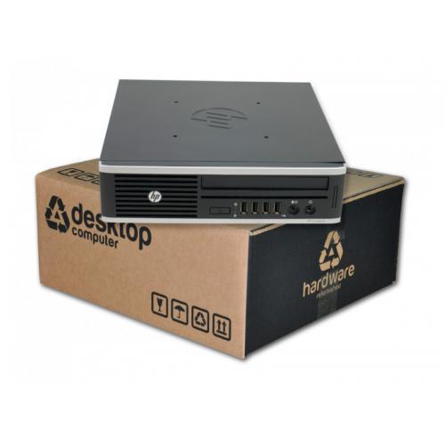 HP 8300 Elite USDT Barebone Intel Core i5 3470S 2.9 GHz. · 4 Gb. SO-DDR3 RAM · - Sin disco - · Windows 8 Pro · Barebone: Configú