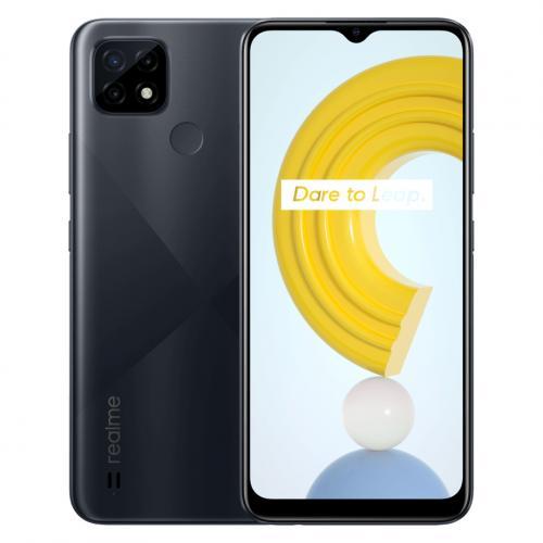 """C21 16,5 cm (6.5"""") SIM doble Android 10.0 4G MicroUSB 4 GB 64 GB 5000 mAh Negro - Imagen 1"""