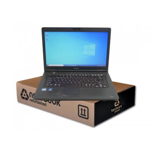 Toshiba Sat B552 H Intel Core i5 3340M 2.7 GHz. · 4 Gb. DDR3 RAM · 320 Gb. SATA · Windows 7 Pro · LCD 15.6 '' HD 16:10 · Reso