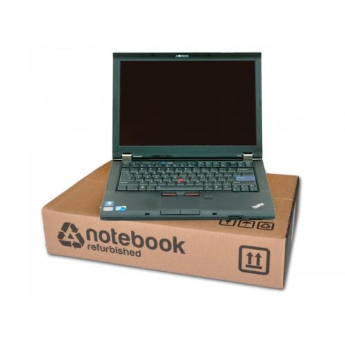 Lenovo ThinkPad T420 Intel Core i5 2410M 2.3 GHz. · 8 Gb. DDR3 RAM · 320 Gb. SATA · DVD · Windows 7 Pro · TFT 14 '' HD 16:10 ·