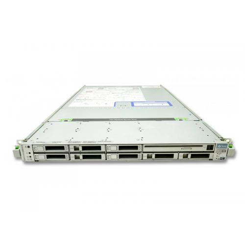 Sun Fire X4150 2x Intel Xeon E5440 2.83 GHz. · 36 Gb. DDR2 ECC RAM · 16 bahías (2 vacías ) · 4x 146 Gb. SAS 2.5'' 10000rpm · 8