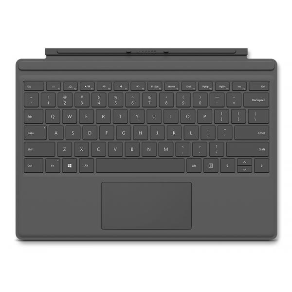 Teclado Surface Pro InternacionalFunda/Teclado para MICROSOFT Surface Pro Negra · Válido para Surface Pro 3/4/5/6/7 - Teclad