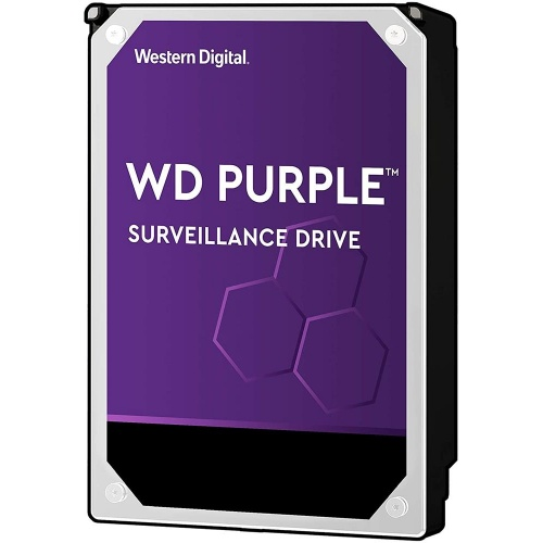 """HD 3.5"""" WESTERN DIGITAL 18TB WD PURPLE 512MB"""