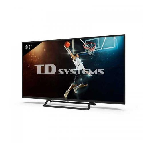 "K40DLX11FS Televisor 100,3 cm (39.5"") Full HD Smart TV Wifi Negro - Imagen 1"