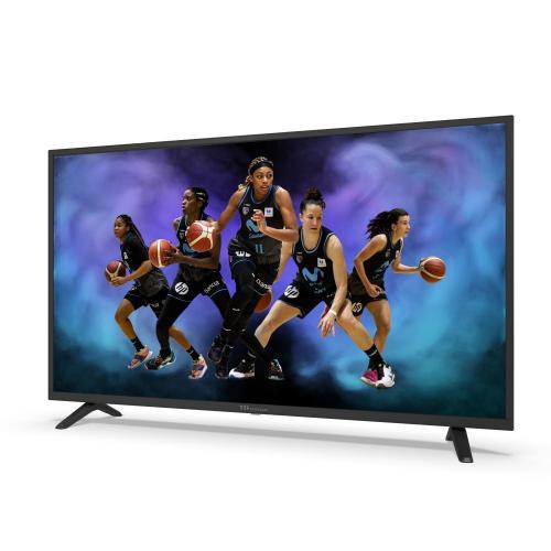 "K45DLJ12US Televisor 114,3 cm (45"") 4K Ultra HD Smart TV Wifi Negro - Imagen 1"