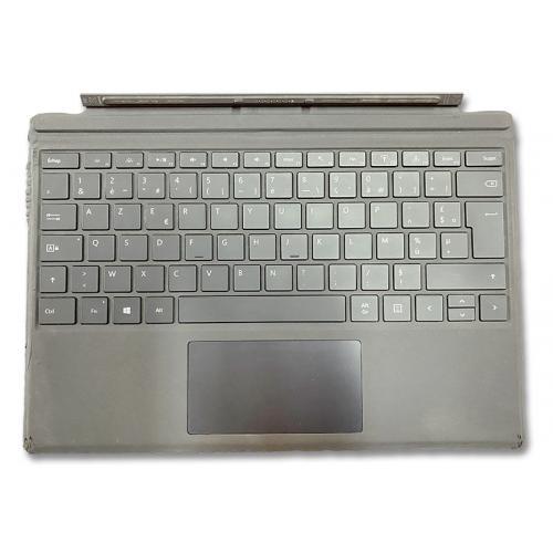 Teclado Surface Pro Internacional Funda/Teclado para MICROSOFT Surface Pro Negra · Válido para Surface Pro 3/4/5/6/7 - Teclado i