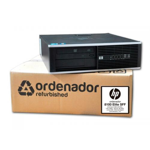 HP 8300 Elite SFF Intel Core i5 3470 3.2 GHz. · 8 Gb. DDR3 RAM · 500 Gb. SATA · DVD · Windows 10 Pro