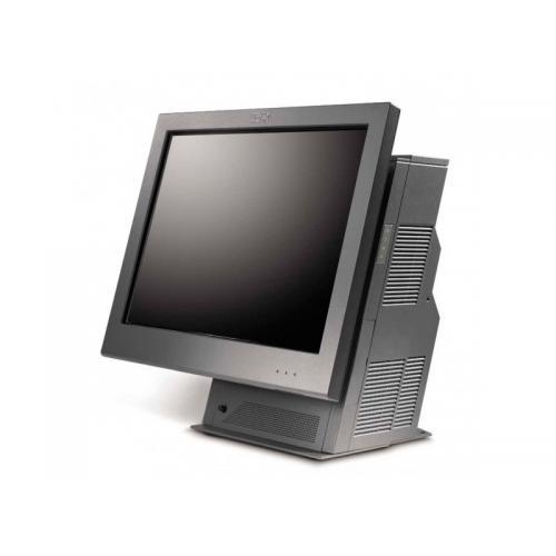 IBM 4852-E66 Intel Celeron E1500 2.2 GHz. · 3 Gb. DDR2 RAM · 64 Gb. SSD · Windows 10 Home · Táctil 15 '' 16:9 · 1xUSB Powered 12