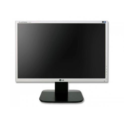 LG L192W LCD 19 '' HD 16:9 · Resolución 1440x900 · Respuesta 5 ms · Contraste 700:1 · Brillo 300 cd/m2 · Ángulo visión 160°v/1