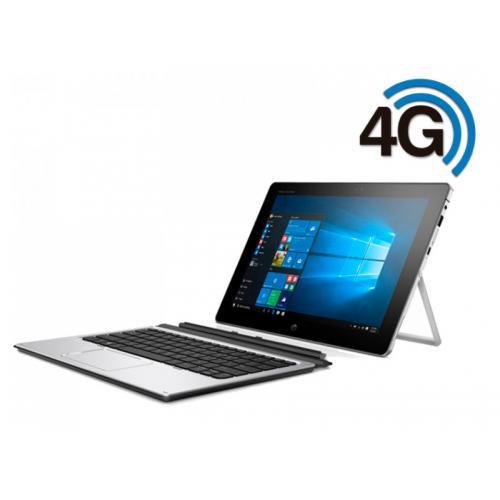HP Elite X2 - Batería Nueva Intel Core M5 6Y57 1.1 GHz. · 8 Gb. SO-DDR3 RAM · 256 Gb. SSD · Windows 10 Pro · Táctil 12 '' FullHD