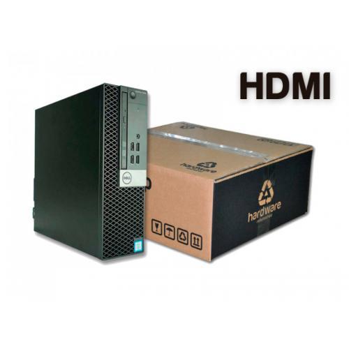 Dell 3040 Intel Core i3 6100 3.7 GHz. · 8 Gb. DDR3 RAM · 500 Gb. SATA · Windows 10 Pro