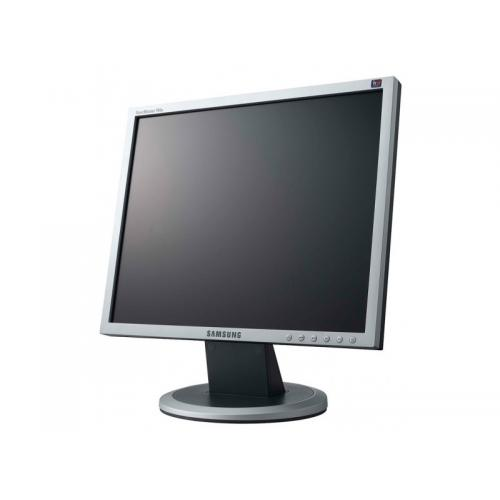 Samsung 740N LCD 17 '' HD 5:4 · Resolución 1280x1024 · Respuesta 8 ms · Contraste 600:1 · Brillo 300 cd/m2 · Ángulo visión 160