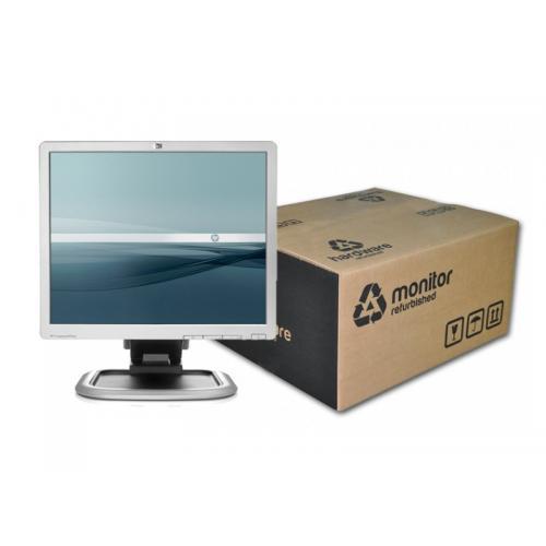 HP LA1951G TFT 19 '' HD 5:4 · Resolución 1280x1024 · Dot pitch 0.294 mm · Respuesta 5 ms · Contraste 1000:1 · Brillo 250 cd/m2