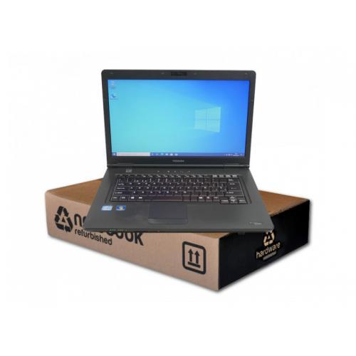 Toshiba Sat B552 H - Batería Nueva Intel Core i5 3340M 2.7 GHz. · 8 Gb. SO-DDR3 RAM · 120 Gb. SSD · Windows 10 Pro · LCD 15.6 '