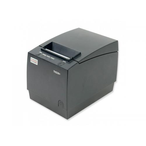 Wincor Nixdorf TH-230 + Térmica · Ancho de papel 57.5mm · Corte automático · Velocidad de impresión 220 mm/s · Caracteres por pu