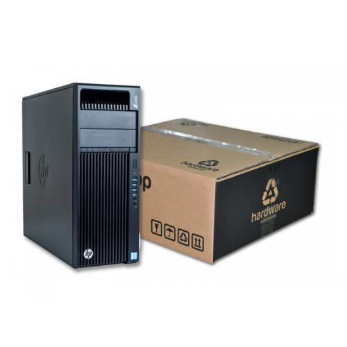HP WorkStation Z440 Torre Intel Xeon Dodeca Core E5 2670 V3 2.3 GHz. · 64 Gb. DDR4 RAM · 240 Gb. SSD · 500 Gb. SATA · DVD-RW · W