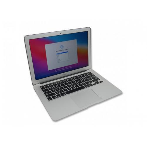 Apple MacBook Air 7,2 Intel Core i5 5250U 1.6 GHz. · 8 Gb. SO-DDR3 RAM · 128 Gb. SSD · macOS Big Sur · Led 13.3 '' HD 16:10 ·
