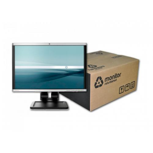 HP LA2205WG TFT 22 '' HD 16:10 · Resolución 1680x1050 · Pequeños arañazos o manchas en pantalla.