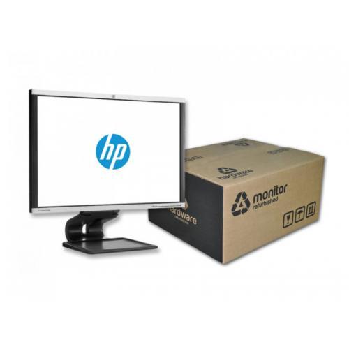 HP LA2405X Led 24 '' FullHD 16:10 · Resolución 1920x1200 · Pequeños arañazos o manchas en pantalla.