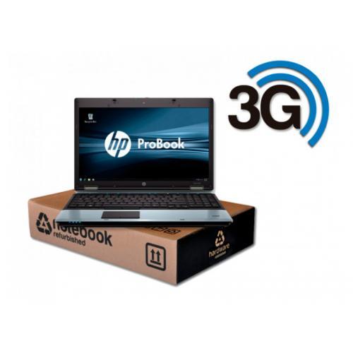 HP ProBook 6570B Barebone Intel Core i5 3320M 2.6 GHz. · 4 Gb. SO-DDR3 RAM · - Sin disco - · Windows 7 Pro · TFT 15.6 '' HD 16: