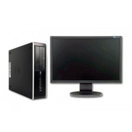 HP 8300 Elite SFF i5 + TFT 19'' Intel Core i5 3470 3.2 GHz. - 4 Gb. DDR3 RAM - 500 Gb. SATA - DVD - COA Windows 7 Pro - Monitor