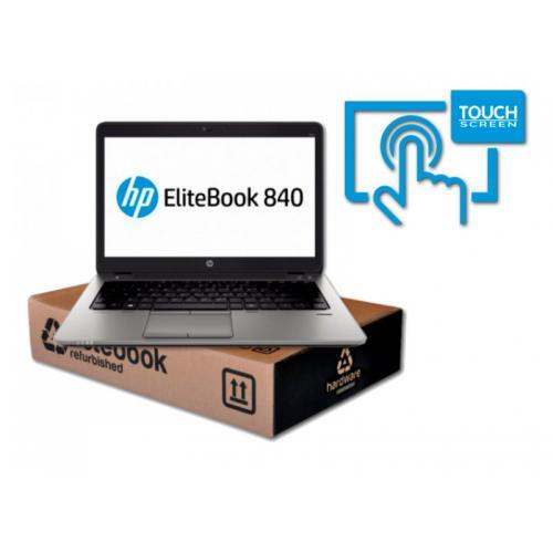 HP EliteBook 840 G3 Intel Core i5 6300U 2.4 GHz. · 8 Gb. SO-DDR4 RAM · 256 Gb. SSD M2 · Teclado Frances con pegatinas en Castel