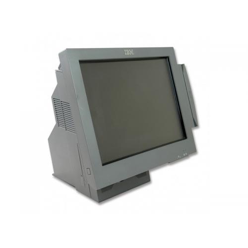 IBM 4846-565 Intel Celeron D326 2.53 GHz. · 3 Gb. DDR2 RAM · 160 Gb. SATA · - Sin sistema operativo - · Táctil 15 '' HD 16:9 ·