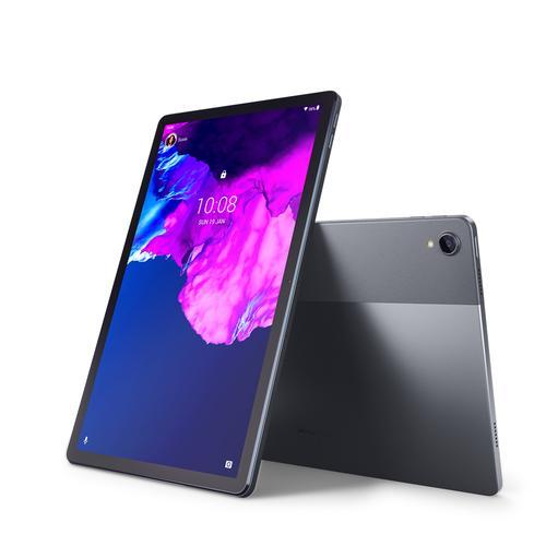 "Lenovo Tab P11 P11 64 GB 27,9 cm (11"") Qualcomm Snapdragon 4 GB Wi-Fi 5 (802.11ac) Android 10 Gris - Imagen 1"