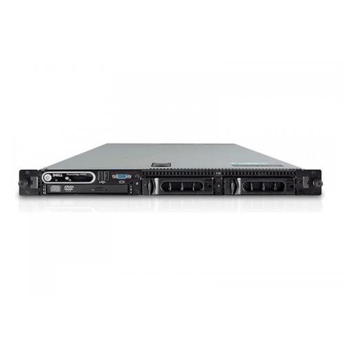Dell PowerEdge R300 Intel Xeon Quad Core X3323 2.5 GHz. · 12 Gb. DDR2 RAM · 6 bahías (0 vacías ) · 2x 1.00 Tb. SAS 3.5'' · 2 ba
