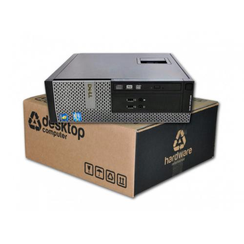 Dell Optiplex 3020 i5 SFF Intel Core i5 4570S 2.9 GHz. · 8 Gb. DDR3 RAM · 500 Gb. SATA · DVD · Windows 10 Pro