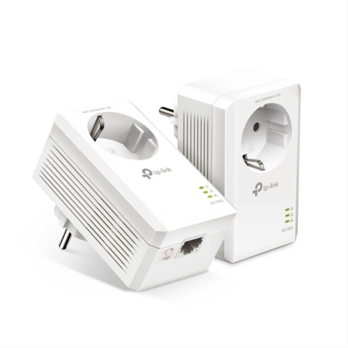 TP-LINK AV1000 POWERLINE STARTER KIT GIGA·