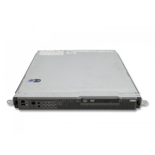 Intel S5000PHB Intel Xeon 5148 2.33 GHz. · 24 Gb. DDR3 ECC RAM · 6 bahías (0 vacías ) · 3x 600 Gb. SAS 2.5'' · 3 bahías · DVD ·
