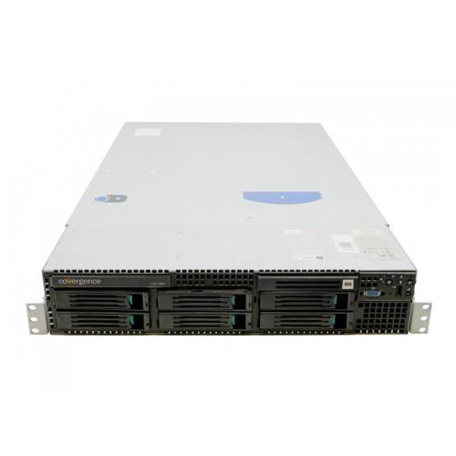 Intel S5000PAL 2x Intel Xeon Quad Core X5355 2.66 GHz. · 16 Gb. DDR3 ECC RAM · 8 bahías (2 vacías ) · 2x 1.00 Tb. SAS 3.5'' · 6