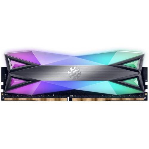 ADATA AX4U32008G16A-ST60 XPG DDR4 (8GB X1) 3200MHZ TUNGSTEN GREYSINGLE COLOR BOX