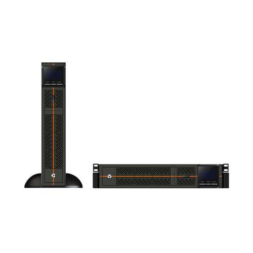 Vertiv Liebert GXTRT-1500IRT2UXL sistema de alimentación ininterrumpida (UPS) Doble conversión (en línea) 1,5 kVA 1350 W 6 salid