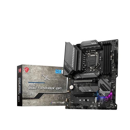 MSI MAG B560 TOMAHAWK WIFI placa base Intel B560 LGA 1200 ATX