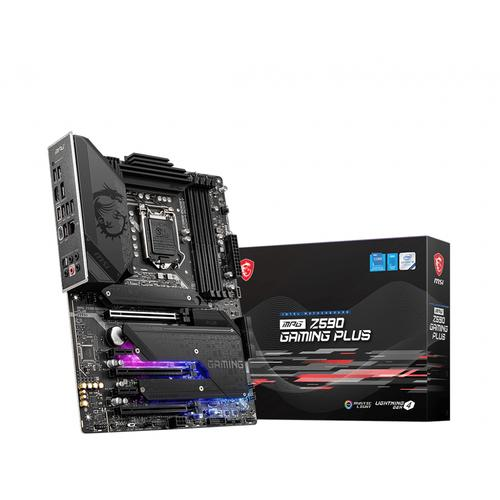 MSI MPG Z590 GAMING PLUS placa base Intel Z590 LGA 1200 ATX