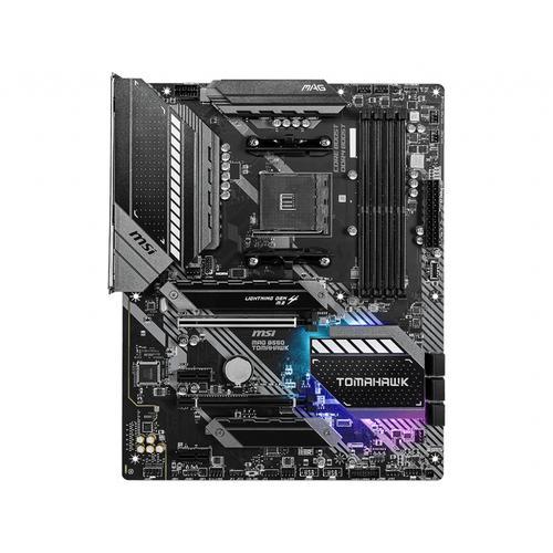 MSI MAG B550 Tomahawk AMD B550 Zócalo AM4 ATX