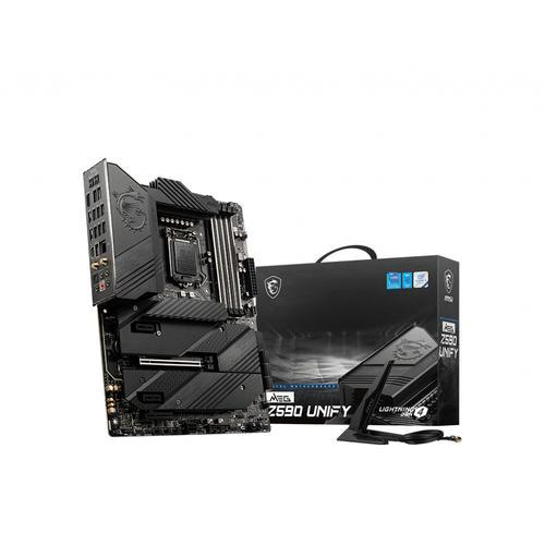MSI MEG Z590 UNIFY placa base Intel Z590 LGA 1200 ATX